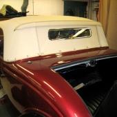 Alfa Bilklädsel - Cabriolet