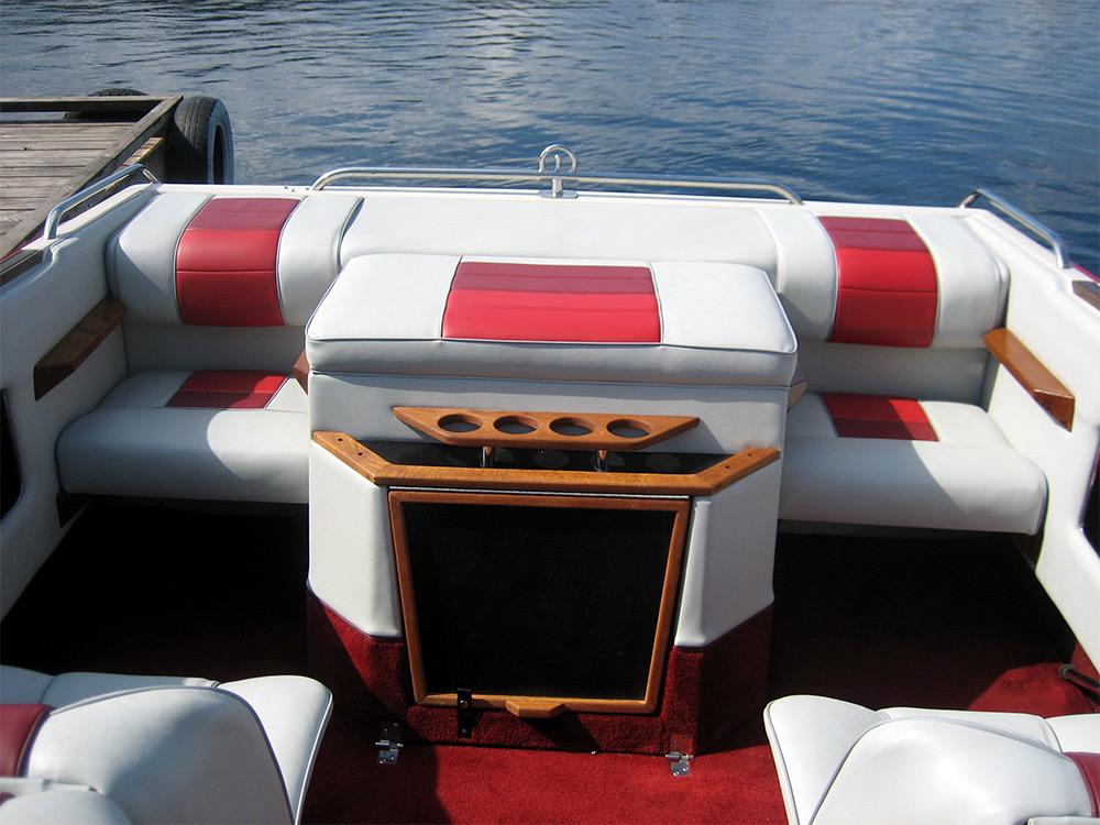 Fantastisk Behöver du nya båtdynor? - Alfa Bil & Båt Sadelmakeri DO-91